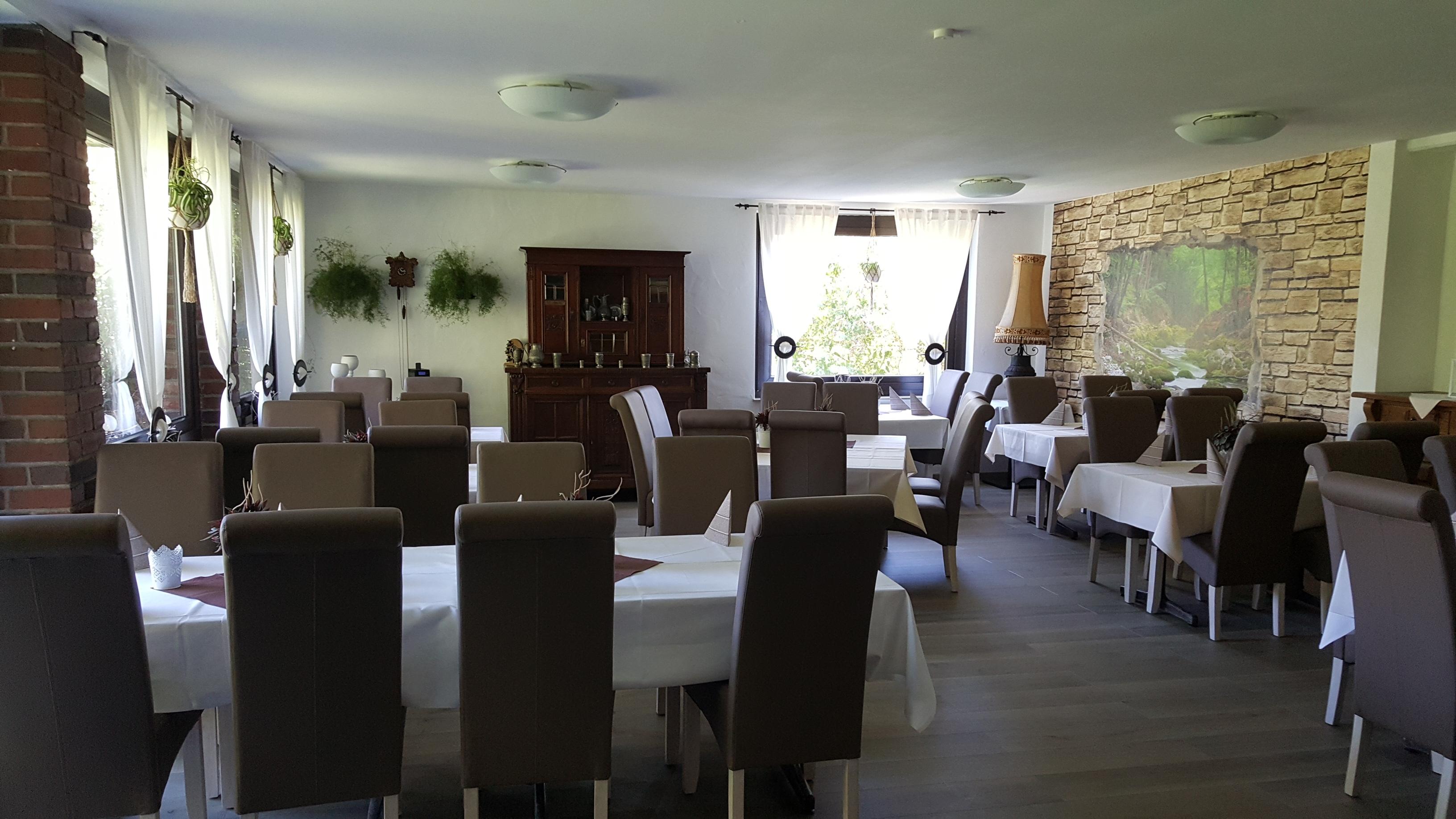 Saal für bis zu 45 Personen